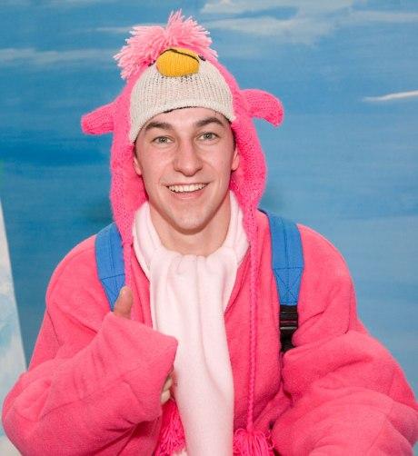 happy Patrick
